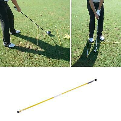 (Golf Alignment Sticks & Great Putting Aid! Tour Swing Training Practice Aids)
