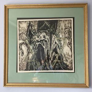 Nicholas Hornuansky art work for sale.