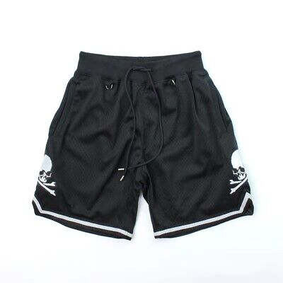 MASTERMIND WORLD MMJ x MITCHELL AND NESS SHORTS MEDIUM M SOLD OUT JAPAN