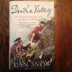 Death or Victory The Battle of Quebec and the Birth of an Empire