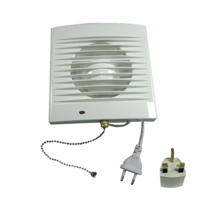 4 square exhaust fan extractor ventilation fan for for Kitchen exhaust fan