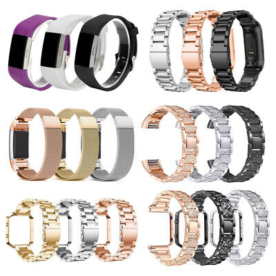 For Fitbit Charge 2 3 Blaze Tracker Alta HR Replacement Watch Wrist Strap Band