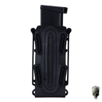 TMC Pistol Magazine Pouch Molle Fastmag 9mm Mag Carrier Holster Tactical Airsoft