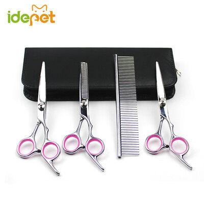 Hund Haar Schere Grooming Set Pet Schere Für Hundepflege scheren Kits Gebogene