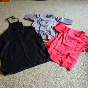 Used Ladies XL Chef Jackets and Aprons