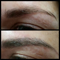 3D Embroidery/Microblading with Registered Nurse