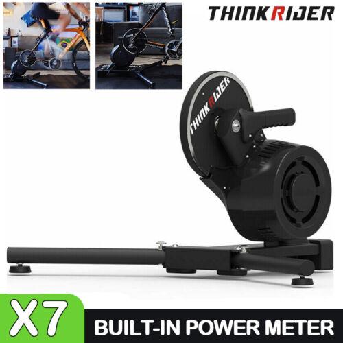 Thinkrider X7 Smart Bike Trainer Carbon Fiber Frame Built-in Power Meter Bike