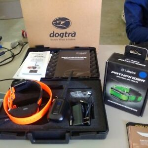 Dogtra Pathfinder - GPS Collar - Tracking and Training System