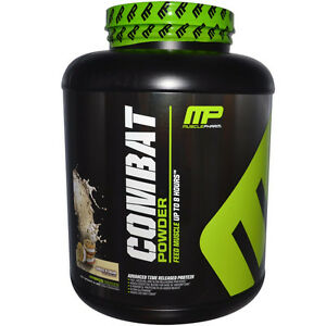 HERC'S Nutrition Brampton - MusclePharm Combat 4lb Protein, BCAA