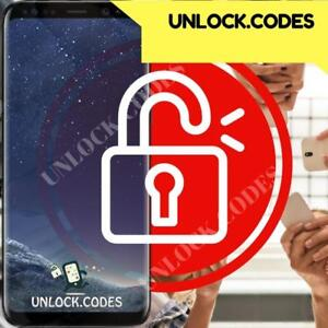 UNLOCK.CODES -- SAMSUNG UNLOCKING SERVICE -- 100% GUARANTEED
