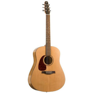 almost BRAND NEW guitar!!  Seagull S6 QIT, made in CANADA
