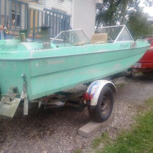 17.5 Foot 165hp Inboard/outboard Prince George British Columbia image 2
