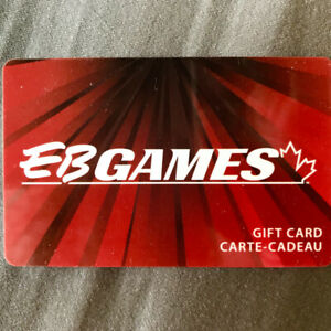 EB Games gift card: $289