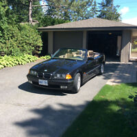 1998 BMW 3-Series M package Convertible