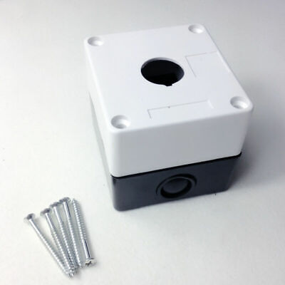 Control Station 1 Push Button Switch 22mm Protector NEW Box Push-button Switch-box