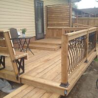The Fence Company (Book your outdoor project) Call today 3558614