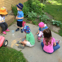 Home Daycare near Erb and Westmount
