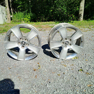 "2006 Ford Mustang GT 18"" ""Fan Blade"" Rims for Sale"