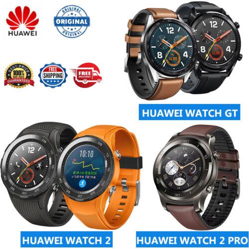 2019 HUAWEI Watch GT/2/2 Pro AMOLED GPS NFC Heart Rate Smart