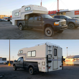Big foot camper 11.5 feet