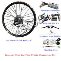 Mountain Bike Modified 36V 500W E-bike Conversion Kit # 260251