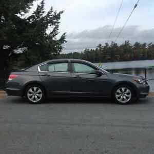 2010 Honda Accord EX-L Sedan, 4 Cylinder