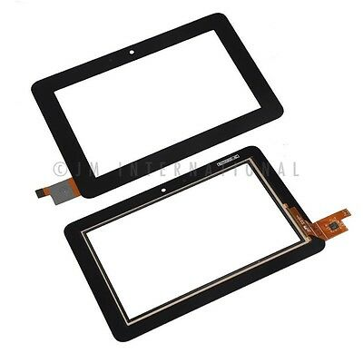 Front Panel Lens Touchscreen Digitizer For Black Amazon K...