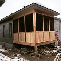 JB Contracting: Deck and Fence Builder