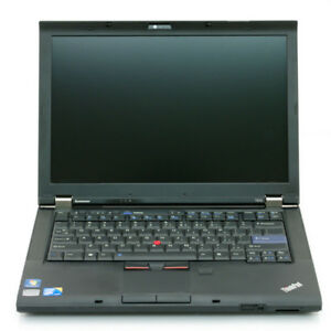 "Lenovo ThinkPad T410:  i7 M620, 4GB RAM,  300GB HDD, 14"" LCD"