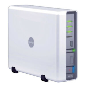 Synology NAS, Network Backup, Media & Web Server