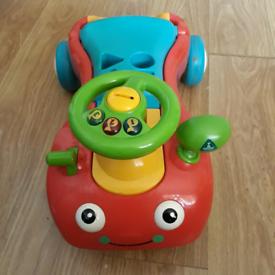 ELC Toddler's Toy Car