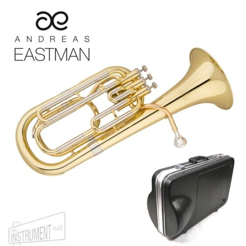 Andreas Eastman EBH311 Student Bb Baritone Horn - Used / MINT CONDITION
