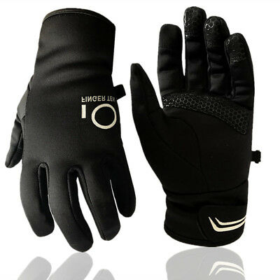 (Winter Gloves Men Women Thermal Fashion Touch Screen Waterproof Outdoor Sport)