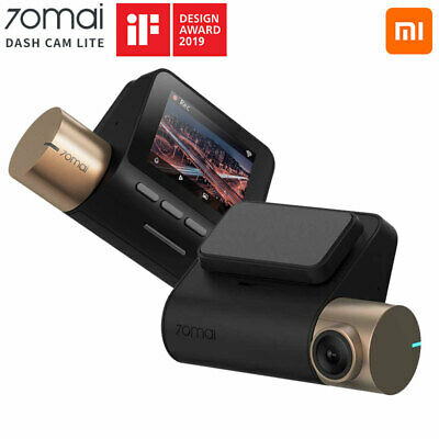 Xiaomi 70mai Dash Cam Lite 1080P Ultra HD Car DVR Night Vision Motion Detection