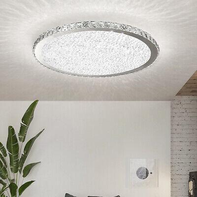 Modern Crystal LED Ceiling Light Bedroom Lamp Flush Mount Lighting -