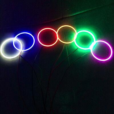 12V COB LED Halo Ring Angel Eyes LED 70mm,80mm,90mm,100mm,110mm,120mm Qualität