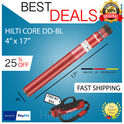 Hilti Core Bit Dd-bl 417 U4 Brand New Strong Fast Shipping