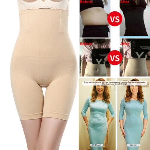 Tummy Control EMPETUA Shapermint High-Waisted Shaper Boyshorts for Women