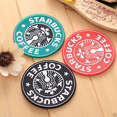 Подставки 3pcs Lovely Silicone Insulation Coaster