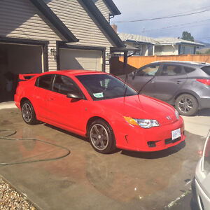 2007 Saturn ION Redline Coupe (2 door)