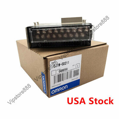 Omron Cj1w-od211 Output Unit Programmable Logic Controller Module New A Good