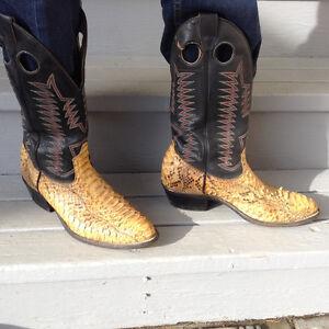 Men's Boulet Cowboy Boots