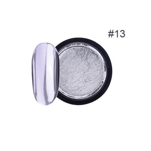 Nail Mirror Powder Glitter Dust Nail Art Shiny Chrome Pigment DIY Born Pretty
