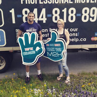 ★★Mover/Driver needed $12-$15/hr (FT & PT) Movers 2 Help★★