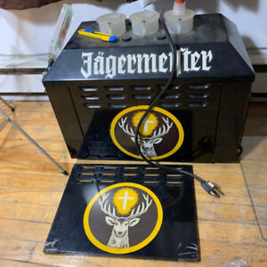 *JÄGERMEISTER -  3 Bottle Tap Machine*
