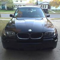 SAFTIED 2006 BMW X3 SPORT