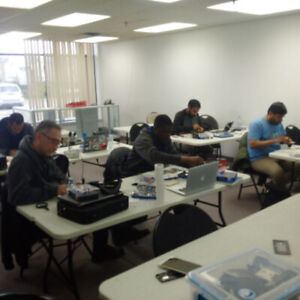CELL PHONE REPAIR TRAINING COURSE  IPHONE X iPad Microldering IC