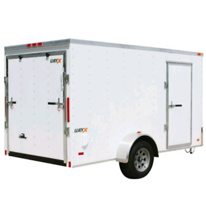 ENCLOSED CARGO TRAILER WANTED