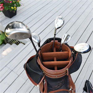 Set of 5 LH Clubs 1 Driver, 1 Wedge, 2 Iron Woods, 1 Utility