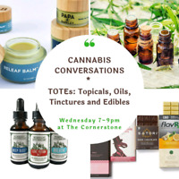 Cannabis Conversations: The TOTEs